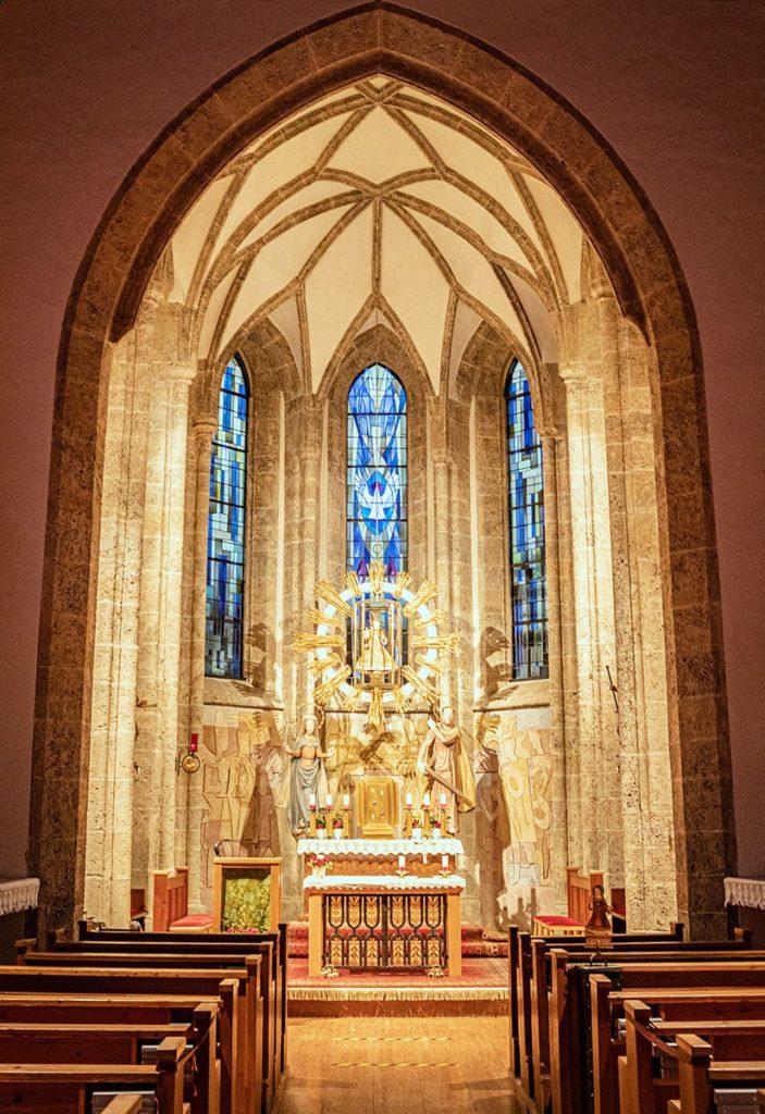 Pfarrkirche Filzmoos - Impressionen
